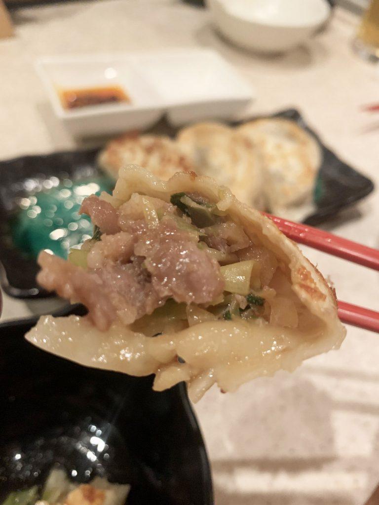 札幌 中華 日本酒 ぼぶ