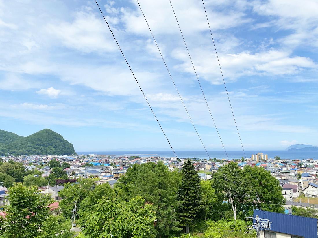 北海道 余市町 円山公園