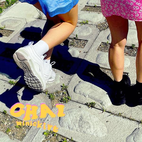 CHAI miniskirt