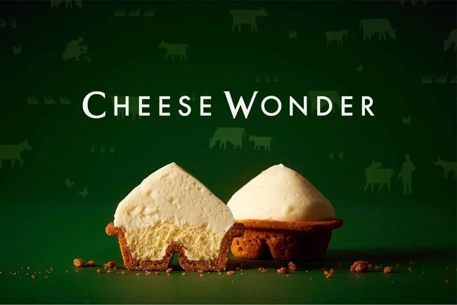 チーズケーキ CHEESE WONDER