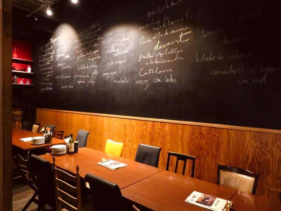 札幌 すすきの CHAVDA チャバダ スペイン料理