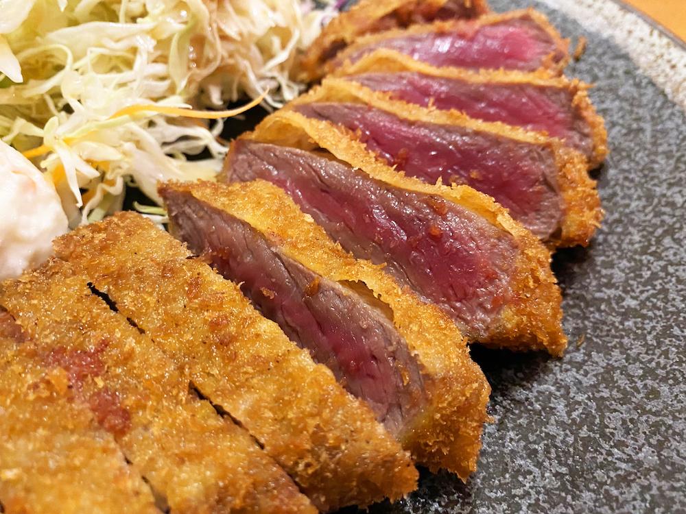 北海道 札幌 グルメ ランチ 牛かつ専門 ふしみ 牛かつ 大通