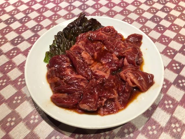 札幌 焼肉 なんこう園 すすきの