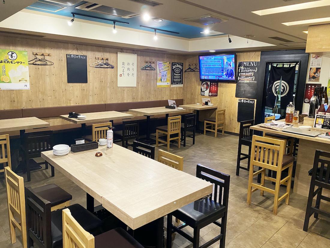 札幌 すすきの 居酒屋 にくと酒とACT