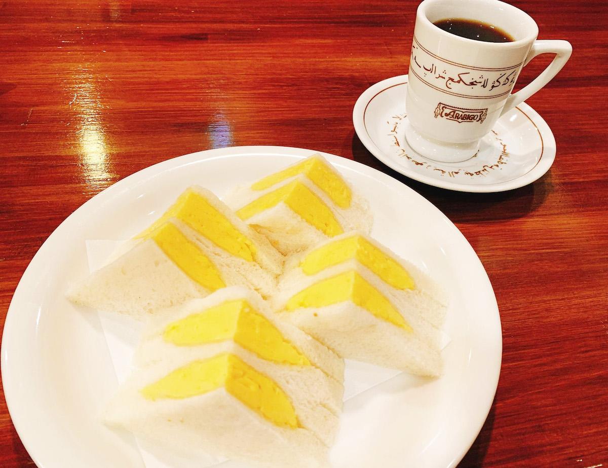 北海道 旭川 アラビゴ 買物公園店 カフェ
